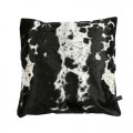 Zulucow Nguni cowhide cushions suede black and white scatter cushions home accessories soft furnishings interiors home decor pillows