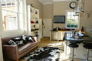 Focus/16 Design Centre, Chelsea Harbour cowhide rugs, cowhide cushions, cowhide bags