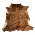 cowhide rugs, Zulucow Nguni tricolour brown black and cream, ethical, home interiors, luxury home decor, luxury rugs, rugs, Nguni hides