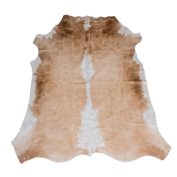 cowhide rug, brown, beige, Nguni, sustainable cowhide skin