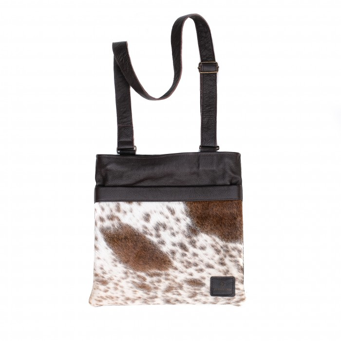 cowhide bag, sustainable, ethical, artisan-made, hand-made,
