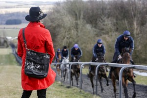 Cheltenham Festival 2018, Cheltenham Racecourse, Cheltenham Races, Horse-racing, The Cotswolds, cowhide, cowhide bag, Bucket bag, horse-racing, day-at-the-races, country chic, country-style, horse-racing, St Patrick's Day, The Irish, Paddy's day