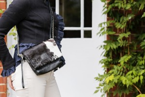 Mitsubishi Motors Badminton Horse Trials 2018, eventing, horse trials, equestrian style, country girl, equestrian, country style, weekend bag, cowhide, cowhide bag, Tote, fashion accessories, country chic, country-style, horse trials, british style, cowhide clutch bag