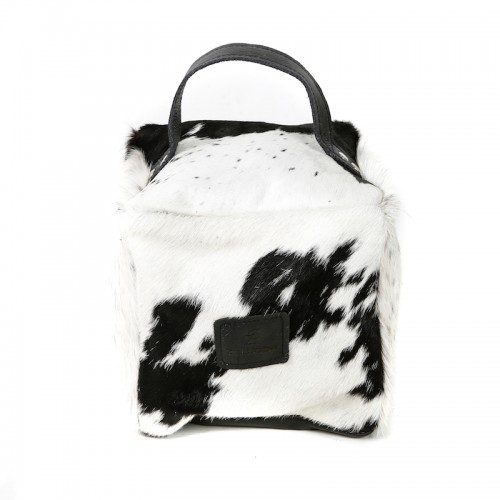 93713e16b8 Zulucow Nguni ethically and sustainably sourced cowhide door stop