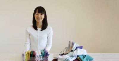 Marie Kondo 'The Art of Tidying up' Netflix