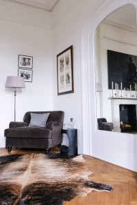 Nguni cowhide rugs, brown and black tan hides, cowhides, skins, animal print, cowhide, luxury interiors, home interiors, interior styling, soft furnishings, sustainable interiors, ethically sourced