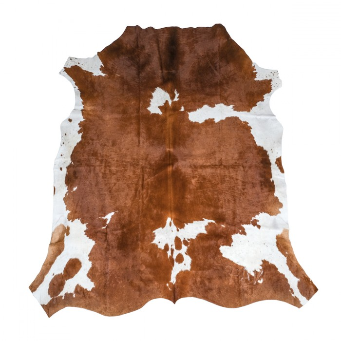 cowhide rug, brown and white, Nguni, sustainable cowhide skin, interiors, home decor