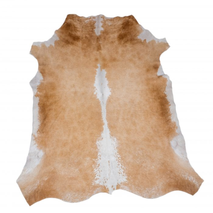 Zulucow Nguni cowhide rug, champagne rug, animal skin, by product, luxury interiors, home interiors, interior styling, soft furnishings, sustainable, ethical, living room decor, floor art