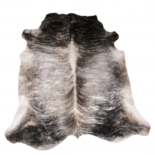 Zulucow Nguni cowhide rug, grey rug, animal skin, by product, luxury interiors, home interiors, interior styling, soft furnishings, sustainable, ethical, living room decor, floor art