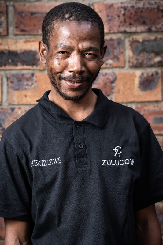 craftsman who works with our sustainable products